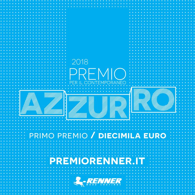 Premio per il Contemporaneo Renner Italia, 2018