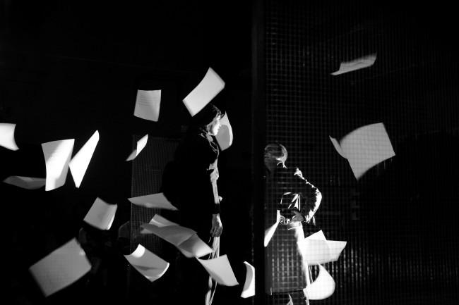 Teatro Nucleo, Domino, 2018. Fotografia Francesca Marra