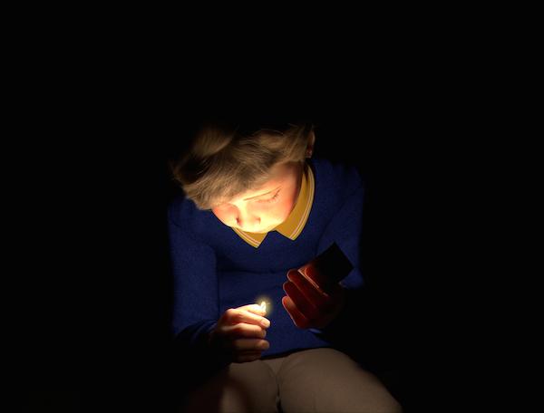 MAXXI Bulgari Prize. Diego Marcon, Ludwig, 2018. Video, animazione CGI, colore, suono, loop. Still da video. Courtesy l'artista. Opera prodotta con il sostegno della Fondazione MAXXI - Museo nazionale delle arti del XXI Secolo, Roma, e Bulgari