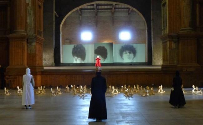 Lenz Fondazione, Il Grande Mondo, 2018, Foto di Francesco Pititto