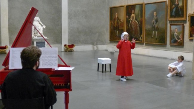 Lenz Fondazione, Il Grande Teatro del Mondo, 2018. Foto di Francesco Pititto
