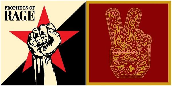 Prophets of Rage, Prophets of Rage (Fantasy Records, 2017); Stone Temple Pilots, Stone Temple Pilots (Atlantic, 2010)