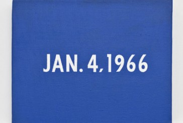 On Kawara @ David Zwirner, NY