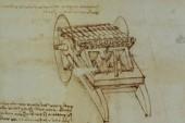 Il Codice Atlantico in mostra a Milano