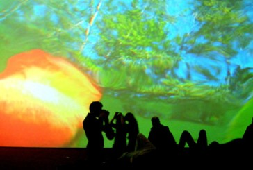 Pipilotti Rist: pour your body out (7534 cubic meters)