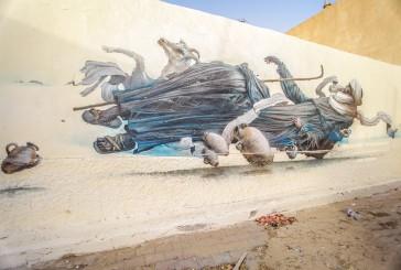 DJERBAHOOD: dal villaggio tradizionale alla street art