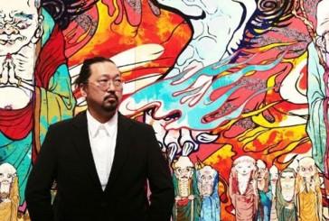TAKASHI MURAKAMI: IL CICLO DI ARHAT A PALAZZO REALE DI MILANO