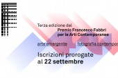 PREMIO FRANCESCO FABBRI: ARTE EMERGENTE E FOTOGRAFIA CONTEMPORANEA