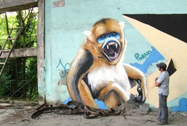 Open the cages# – street art e animalismo a BrerArt