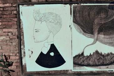 Call CHEAP 2015, street poster art: vuoto o pieno?