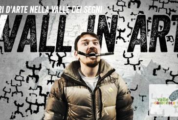 WALL IN ART con Ozmo, bando per giovani artisti in Valle Camonica