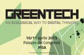 GreenTech Festival a Pisa: ultimi giorni per candidarsi