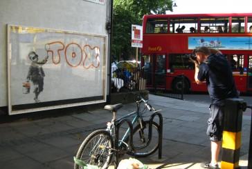 Urban art map: Londra (parte 1)