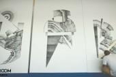 Urban art, i progetti di 2501 per Wunderkammern