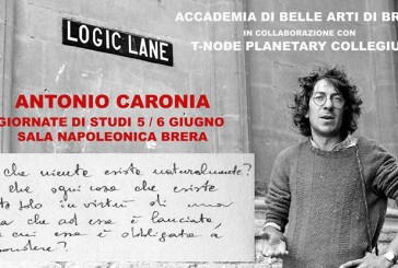 Logic Lane_ per ricordare Antonio Caronia