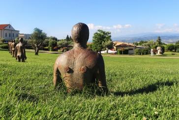 La collezione a cielo aperto del Parco Internazionale della Scultura in Calabria