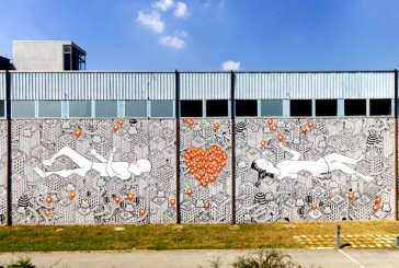 Street art: il festival Subsidenze a Ravenna