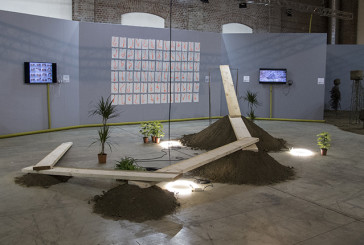 No Food's land, Mediterranea17 Young Artist Biennale