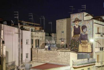 Street art a Ragusa per FestiWall