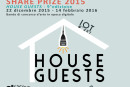 """House Guests"": bando Share Prize 2015/2016"