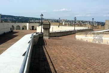 Un'opera per Castel Sant'Elmo a Napoli