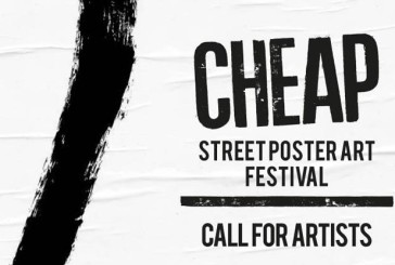 Cheap: lanciata la call for artists del 2016