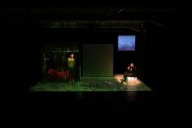 The Blink Experiment. Un'indagine (non solo) teatrale sul farsi-media