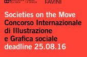 Societies on the Move, concorso internazionale illustrazione e grafica