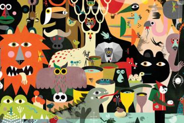 L'illustratore Philip Giordano per la nuova edizione di Affiche