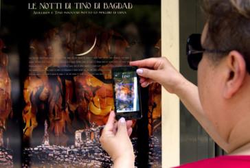 Call per ospitare Le notti di Tino di Bagdad a Milano