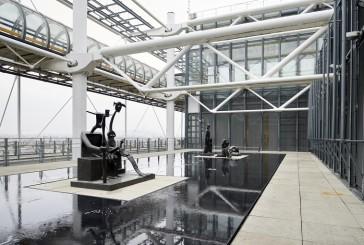 Il Centre Pompidou compie 40 anni