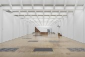 Carl Andre. Sculpture as place