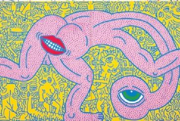 Keith Haring a Milano: non solo graffiti