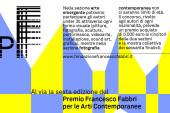 Premio Francesco Fabbri per le Arti Contemporanee 2017
