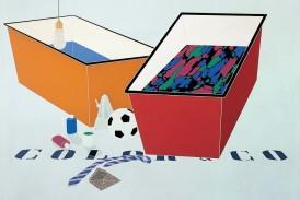 Emilio Tadini: pittura e poesia